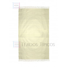 Natural  Cotton Tablecloth 1.50 x 2.50 mts