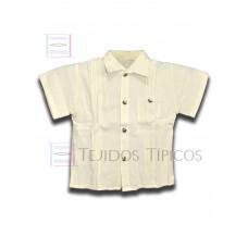Arturo Shirt made of Cotton Color Natural Cotton,Size 1