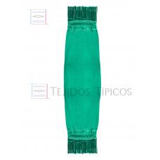 Fine Artícela Shawl water green color