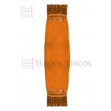Fine Artícela Shawl Orange color