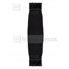 Fine Artícela Shawl Black color