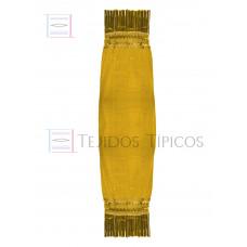 Fine Artícela Shawl Golden color