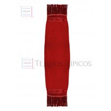 Fine Artícela Shawl Red Color