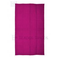 Plain Cotton Mat 1.25 x 2.00 m Buganvilia Color
