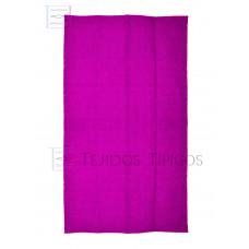 Plain Cotton Mat 1.25 x 2.00 m Fiusha Color