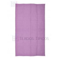 Plain Cotton Mat 1.25 x 2.00 m Lilac Color