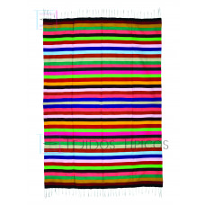 Big Stripe Candy Blanket 1.50 x 2.20 m
